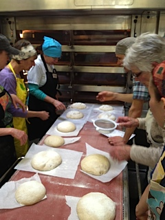 460 bread workshop