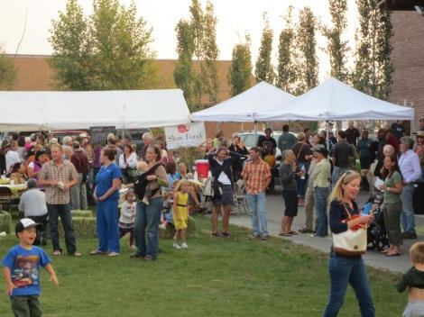 Driggs Harvest Festival