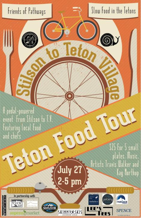 teton food tour
