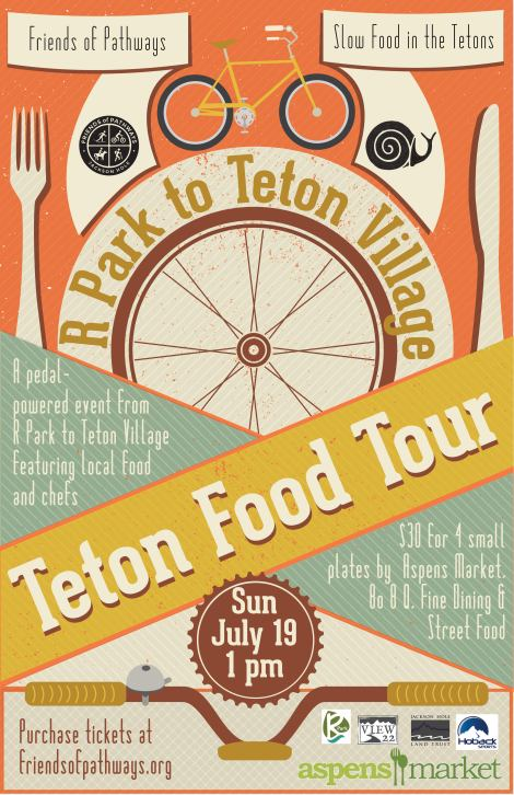 Teton Food Tour 2015